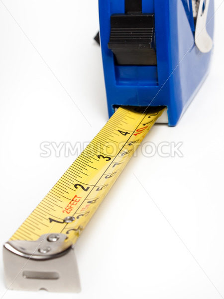 A Tape measure for getting accuracy – Stock Images 4 You