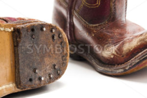 Boots from the younger years - Stock Images 4 You