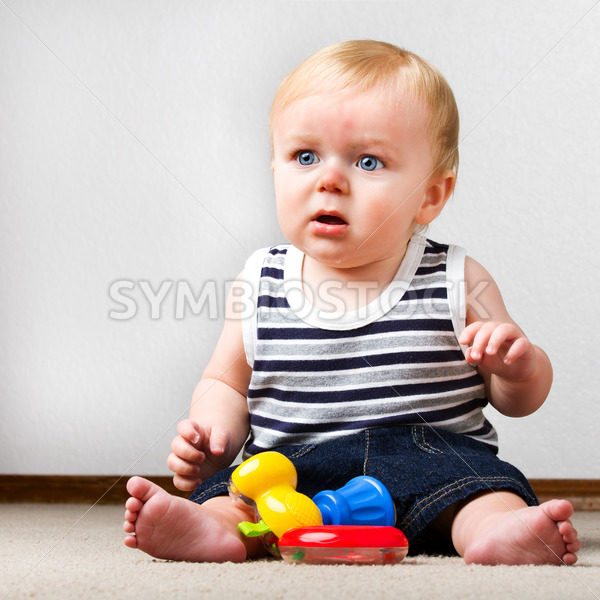Child playing with his toys – Stock Images 4 You