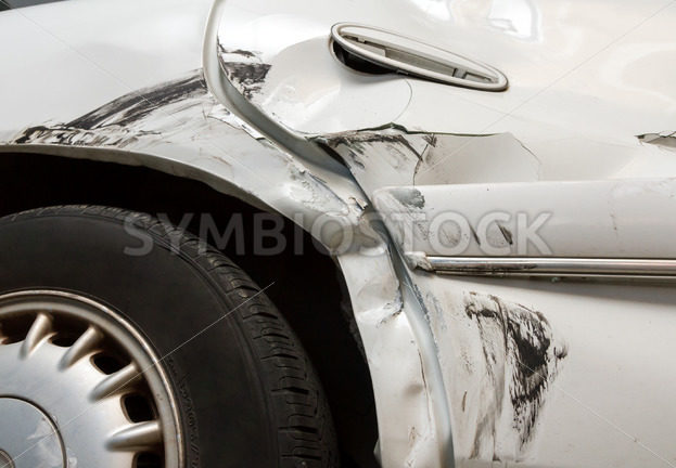 Door frame of a damaged car – Stock Images 4 You