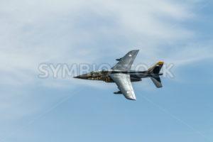 German Alpha jet in flight - Stock Images 4 You