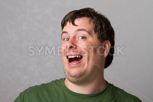 He is way too happy. – Stock Images 4 You