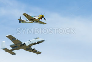 Heritage flight in action - Stock Images 4 You