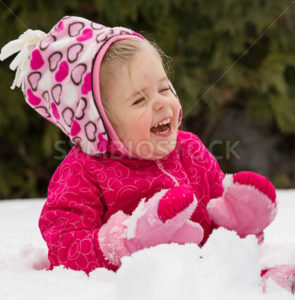 It's a cold but fun day outside - Stock Images 4 You