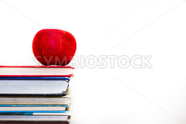 It's time for study and I have my books – Stock Images 4 You