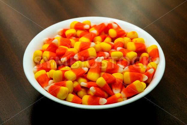 Large bowl of candy corn – Stock Images 4 You