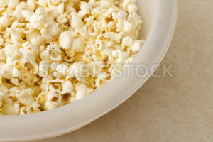 Lightly buttered popcorn - Stock Images 4 You