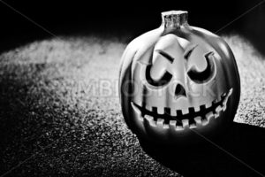 One creep scary pumpkin - Stock Images 4 You