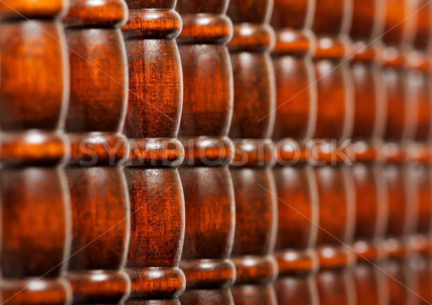 Pattern of wooden bars – Stock Images 4 You