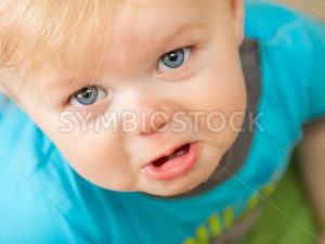 Poor little guy is crying - Stock Images 4 You