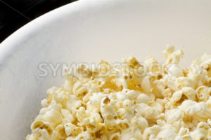 Popcorn in a bowl - Stock Images 4 You