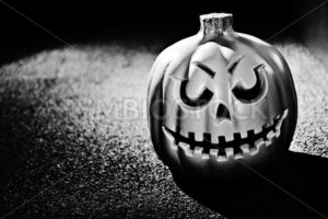 Scary halloween pumpkin - Stock Images 4 You
