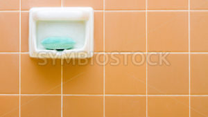 Soap the holder some tile in the bathroom - Stock Images 4 You