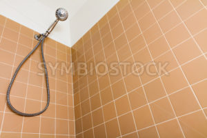 Staring up to the shower head - Stock Images 4 You