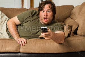 We love our shock TV - Stock Images 4 You