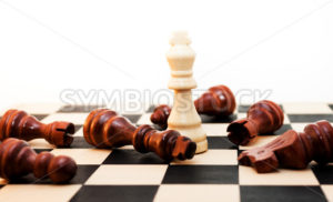 Winning the match - Stock Images 4 You