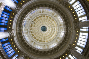 Wonderfull dome in the boise capital building - Stock Images 4 You