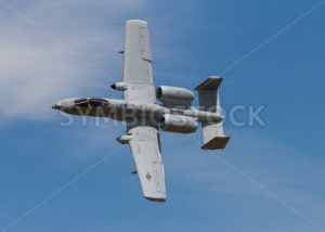 flying airplane  - Stock Images 4 You