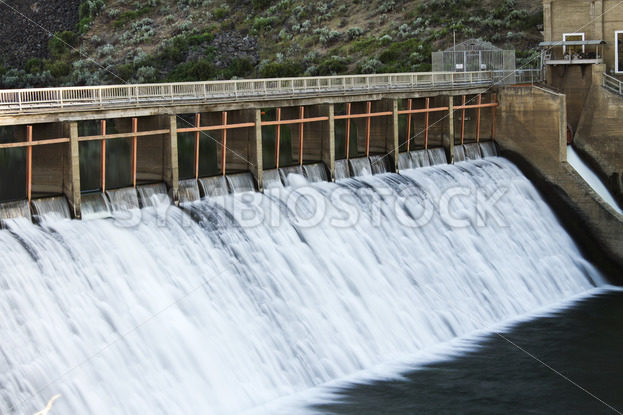 power from a dam – Stock Images 4 You