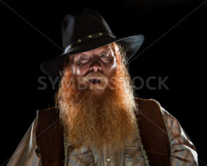 A funny man cowboy - Stock Images 4 You