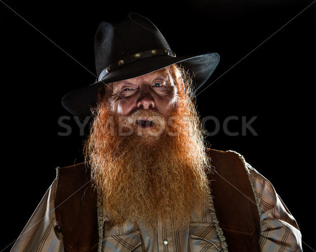 A funny man cowboy – Stock Images 4 You