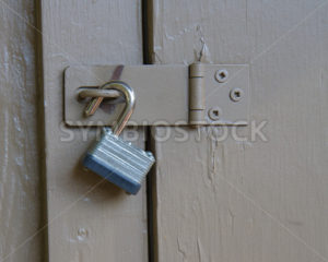 An open lock - Stock Images 4 You