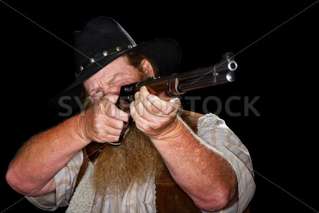 At the ready and aiming – Stock Images 4 You