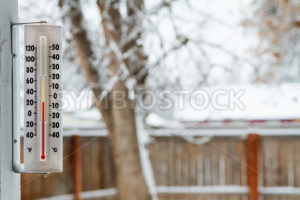 Cold wintery day outside - Stock Images 4 You