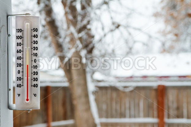 Cold wintery day outside – Stock Images 4 You