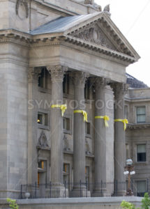 Entrance to the boise capital bulding - Stock Images 4 You