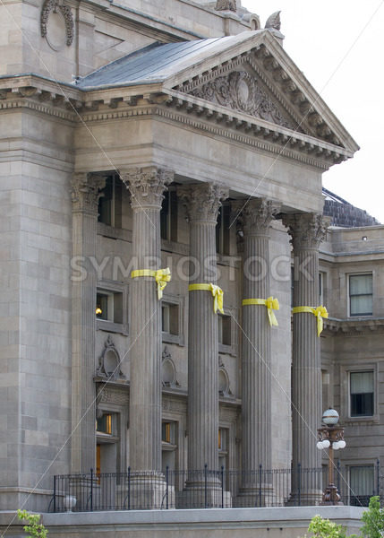 Entrance to the boise capital bulding – Stock Images 4 You