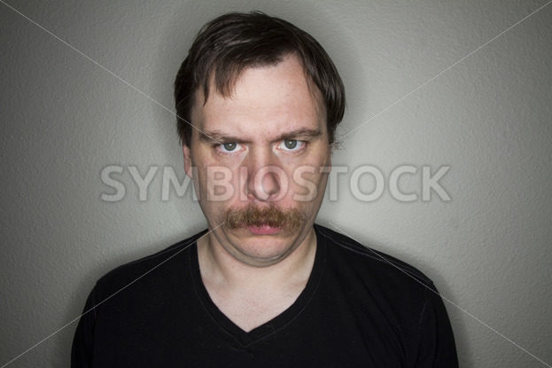 Grumpy man – Stock Images 4 You