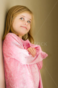 Happy proud little girl - Stock Images 4 You