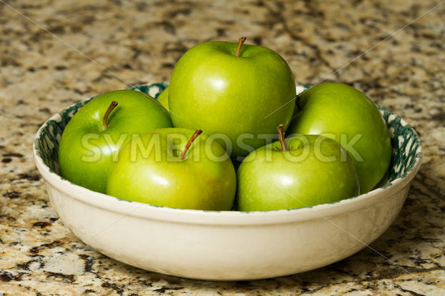 Large bowl of apples – Stock Images 4 You