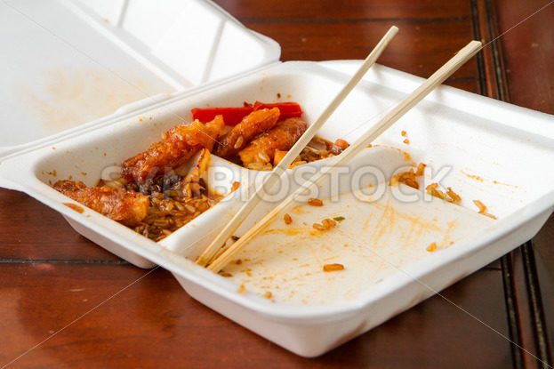 Leftover chinese food – Stock Images 4 You