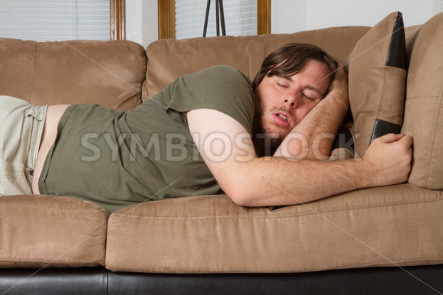 Man who just couldn't stay awake – Stock Images 4 You