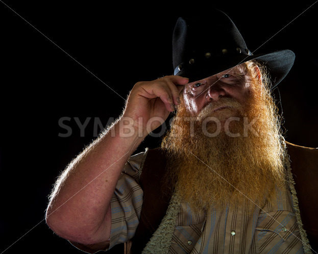 Old man and his hat – Stock Images 4 You