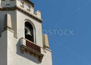 Old tower with a bell  - Stock Images 4 You