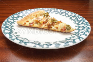 Slice of fresh pizza - Stock Images 4 You