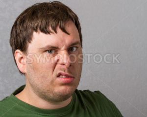 Unhappy guy  - Stock Images 4 You