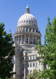 View of the boise capital building - Stock Images 4 You