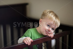 Waiting in his crib for his time to get out - Stock Images 4 You