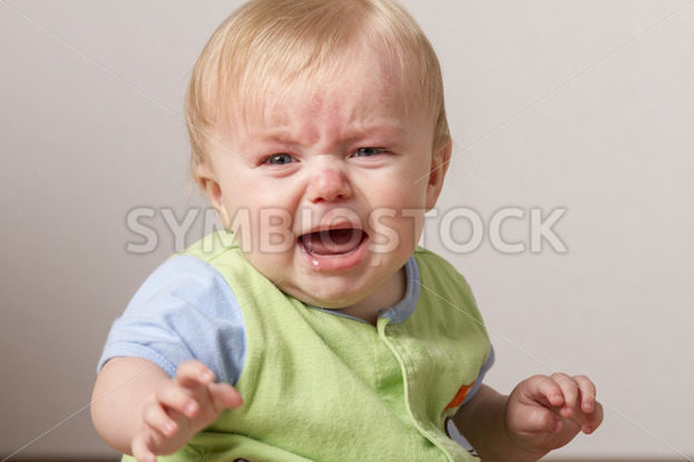 Young chlid upset and crying. – Stock Images 4 You
