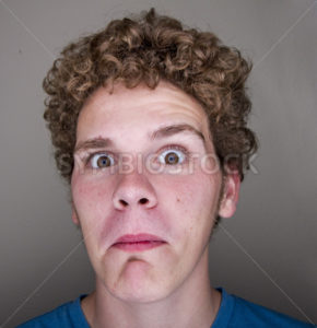 Young man confused - Stock Images 4 You