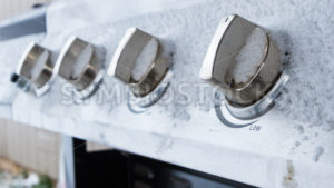 knobs covered in snow - Stock Images 4 You